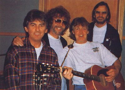 The Threetles and Jeff Lynne