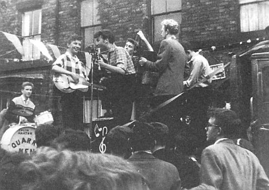 High Life Skiffle Group Ding Dong