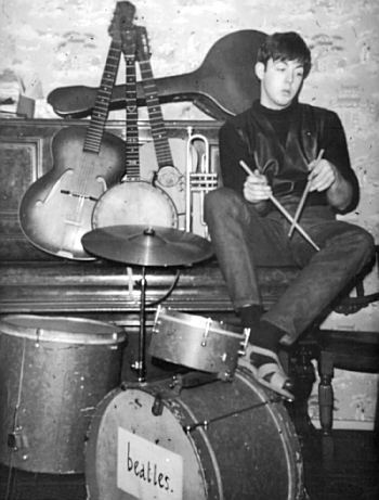 pete may drummer