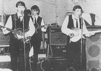 Paul McCartney returns to Liverpool's Cavern Club cellar ...